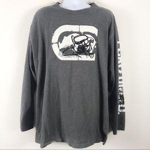 Ecko Unltd Complex The Magic Dustman Tee Shirt XXL